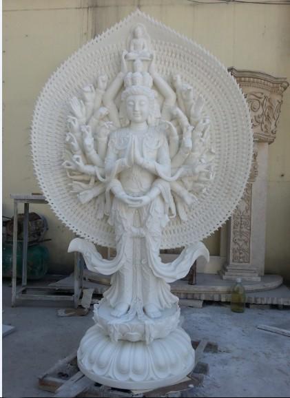 山东济宁汶上宝相寺地宫佛教雕塑文物在山东博物馆首展